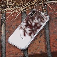 Чехол Ringke Fusion Mirror для Apple iPhone X Silver