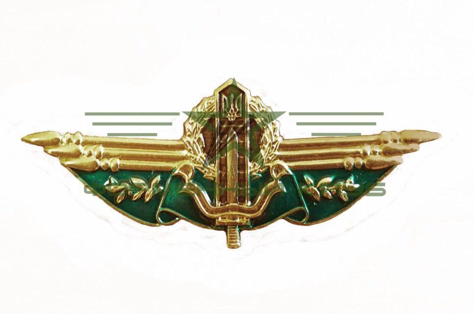 Нагрудний знак Державна прикордонна служба