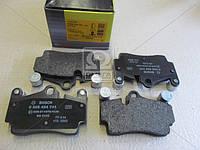 Торм колодки дисковые (Производство Bosch) 0986424741