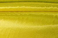 Креп сатин желтый, фото 1