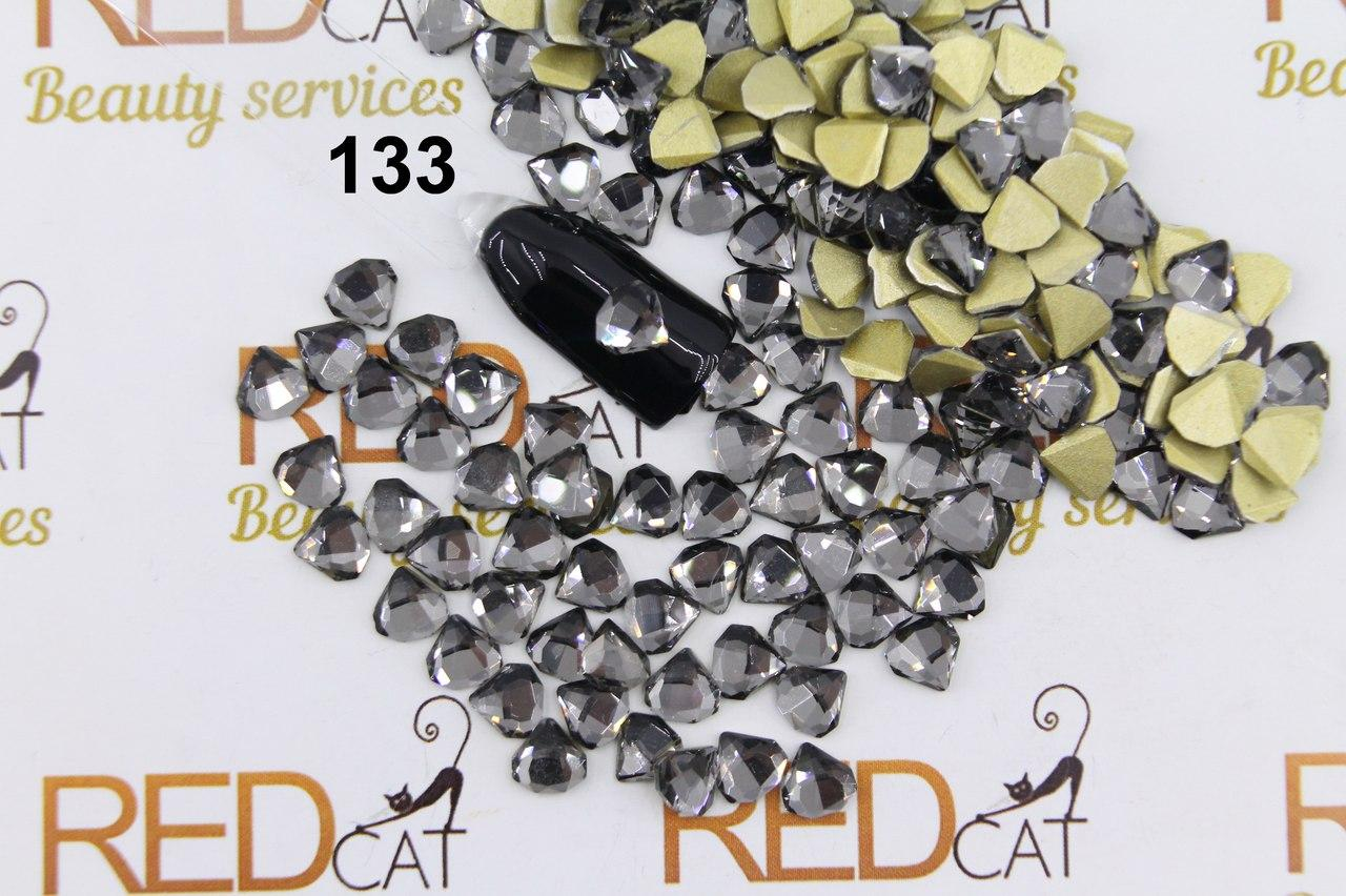 Камни для маникюра  №133 бриллиант