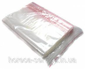 Пакеты с застежкой Zipp 25х35 100 шт.