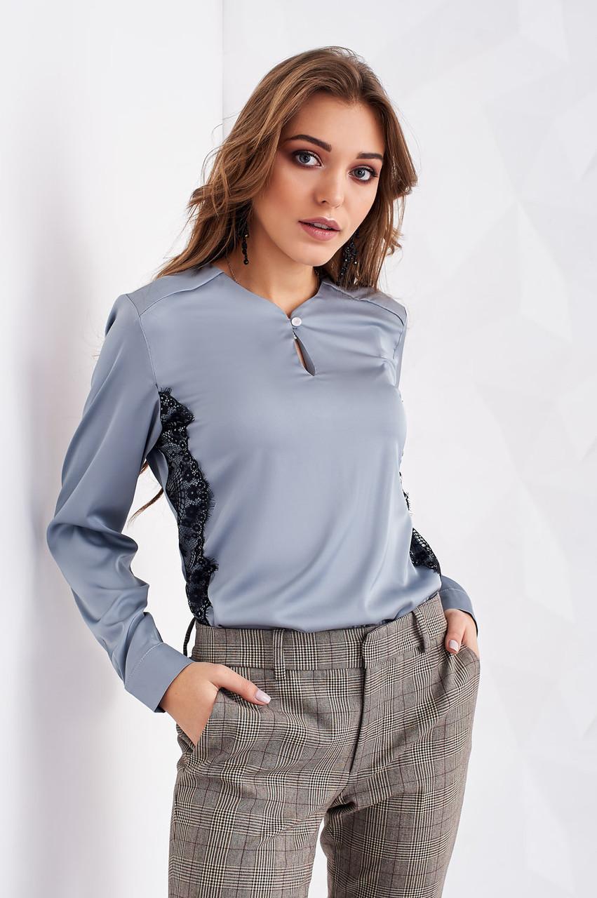 4fa2ada4091 Шелковая блуза