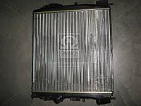 Радиатор охлаждения RENAULT KANGOO I (98-) 1.5-1.9dCi (производство Nissens) (арт. 63762), AGHZX