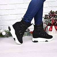 Сникерсы женские Jojo Зима 3991, обувь женская