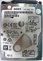 HDD 500GB 7200 SATA3 2.5 Hitachi HTS725050A7E630 неисправный 1T134E4T, фото 1