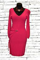 Трикотажное французское платье