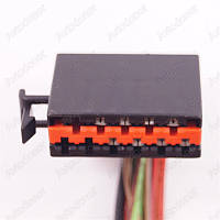 Разъем электрический 11-и контактный (32-12) б/у 60211201