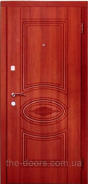 Вхідні двері Каскад серія Преміум модель Відень
