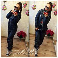 Чудесный теплый костюм Eden с теплим наполнителем и удобними кармашками (3 цвета) (131)06