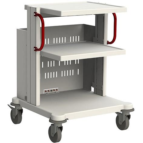 Стойка медицинская для аппаратуры МЕДИН СА-1