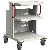 Стойка медицинская для аппаратуры МЕДИН СА-1, фото 1