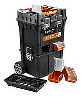 Ящик для инструмента с колесами, 3 модуля, NEO TOOLS