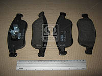 Колодка тормозной RENAULT DUSTER передний (Производство TRW) GDB1789