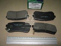 Колодка тормозная дисковая HYUNDAI VERACRUZ(-OCT 2006) (Производство PARTS-MALL) PKA-037
