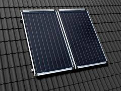 Солнечные коллектора Solar 4000 TF (FCB 220-2V, FCC 220-2V) BOSCH (Германия)