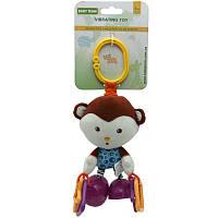 Игрушка-подвеска Baby Team 8541 (Текстиль/0+/Обезьянка)