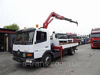 Услуги крана манипулятора 5 тонн, аренда в Днепропетровске, фото 1