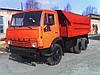 Аренда самосвала КАМАЗ 10 тонн, услуги в Днепропетровске