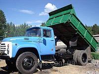Аренда самосвала ЗИЛ 5 тонн, услуги в Днепропетровске
