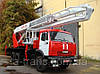 Аренда автовышки АПГП-30, услуги в Днепропетровске