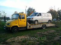 Услуги эвакуатора 5 тонн, аренда в Днепропетровске