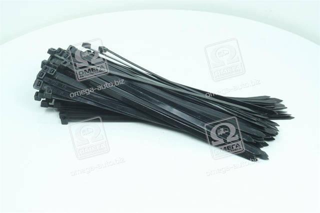 Хомут пластиковый 7.6х300мм. черный 100шт./уп.  (арт. DK22-7.6х300BK ) Разное