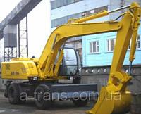 Аренда экскаватора ЕК-18, услуги в Днепропетровске, фото 1