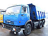 Аренда самосвала КАМАЗ 15 тонн, услуги в Днепропетровске