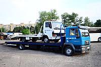Услуги эвакуатора до 8 тонн, аренда в Днепропетровске