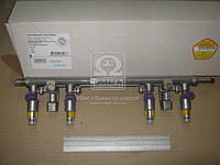 Топливопровод ГАЗ двигатель 4216 ЕВРО-3 (рампа, с форсунками) (Производство ПЕКАР) 4216.1104010-06
