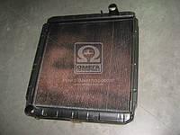 Радиатор водяного охлаждения КАМАЗ 54115 с повыш.теплоотд. (3-х рядный) (Производство г.Бишкек) 146.1301010, AIHZX