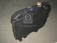 Радиатор водяного охлаждения УАЗ (2-х рядный) (Производство г.Бишкек) 15.1301010