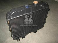 Радиатор водяного охлаждения УАЗ (3-х рядный) (Производство г.Бишкек) 15.1301010-01