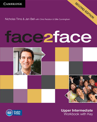 Face2face 2nd Edition Upper-Intermediate WB + key, фото 2