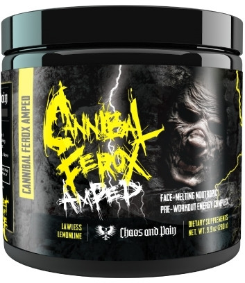 Chaos and Pain Cannibal Ferox 160 g