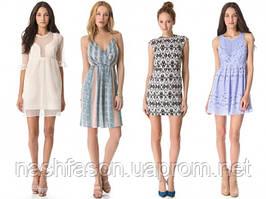 Модні сукні літнього сезону
