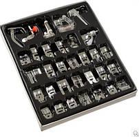 Набор лапок для швейных машин Singer Baby Lock Brother Janome идр. (32 штуки в наборе)
