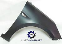 Крыло переднее правое Hyundai Accent / Hyundai Solaris 2011-, фото 1