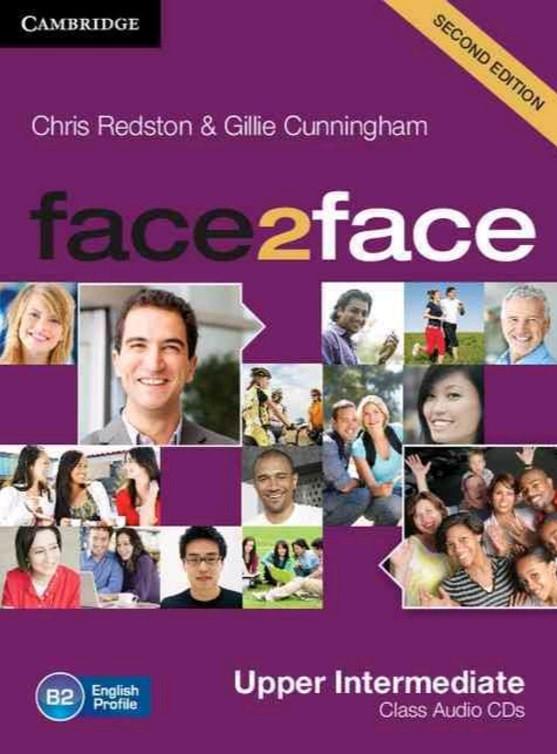 Face2face 2nd Edition Upper-Intermediate Class Audio CDs
