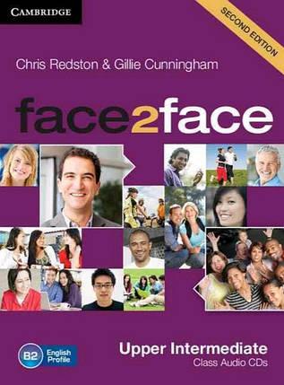 Face2face 2nd Edition Upper-Intermediate Class Audio CDs, фото 2