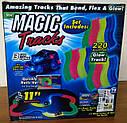 Автотрек светящийся - Magic Tracks Mega Set, 11 ft Speedway (220 деталей), фото 2