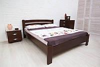 """Кровать Олимп """"Милана Люкс"""" (деревянная кровать в спальню)"""