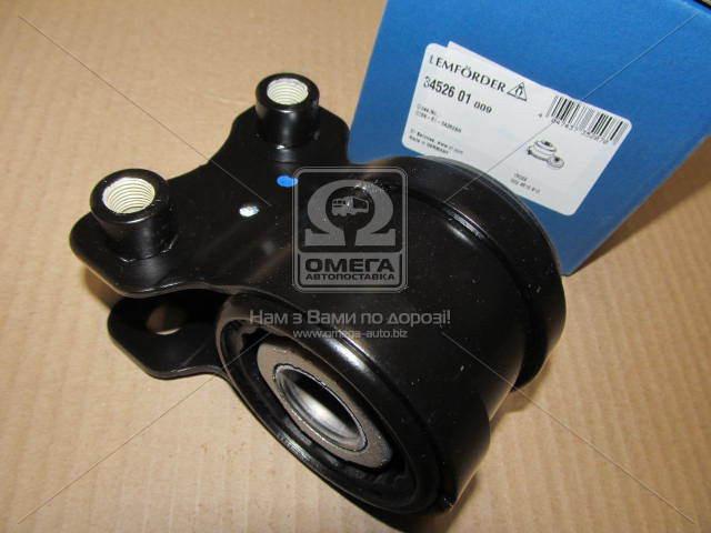 Сайлентблок рычага MAZDA передняя ось (производство Lemferder) (арт. 34526  01),