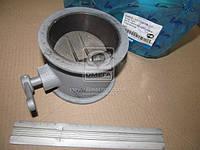 Корпус вспомогательного тормоза с заслонкой (покупной КамАЗ), AGHZX
