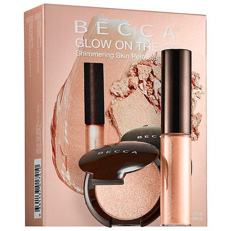 Becca Glow on The Go Rose Gold