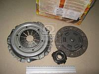 Сцепление (комплект) (диск+корз.+выжимного муфта) ВАЗ 1111 ОКА (Производство ТРИАЛ) 1111-1601085