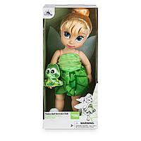 Кукла Дисней Disney Animators' Collection Tinker Bell Doll - 16', 40см Оригинал
