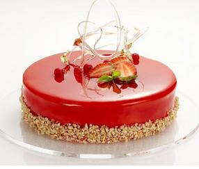 Fabbri Nappage Дзеркальні глазурі (Мируари) Strawberry, Caramel, Pistachio 4,5 кг