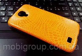 """Силиконовый чехол """"Крокодил"""" для Samsung S4"""